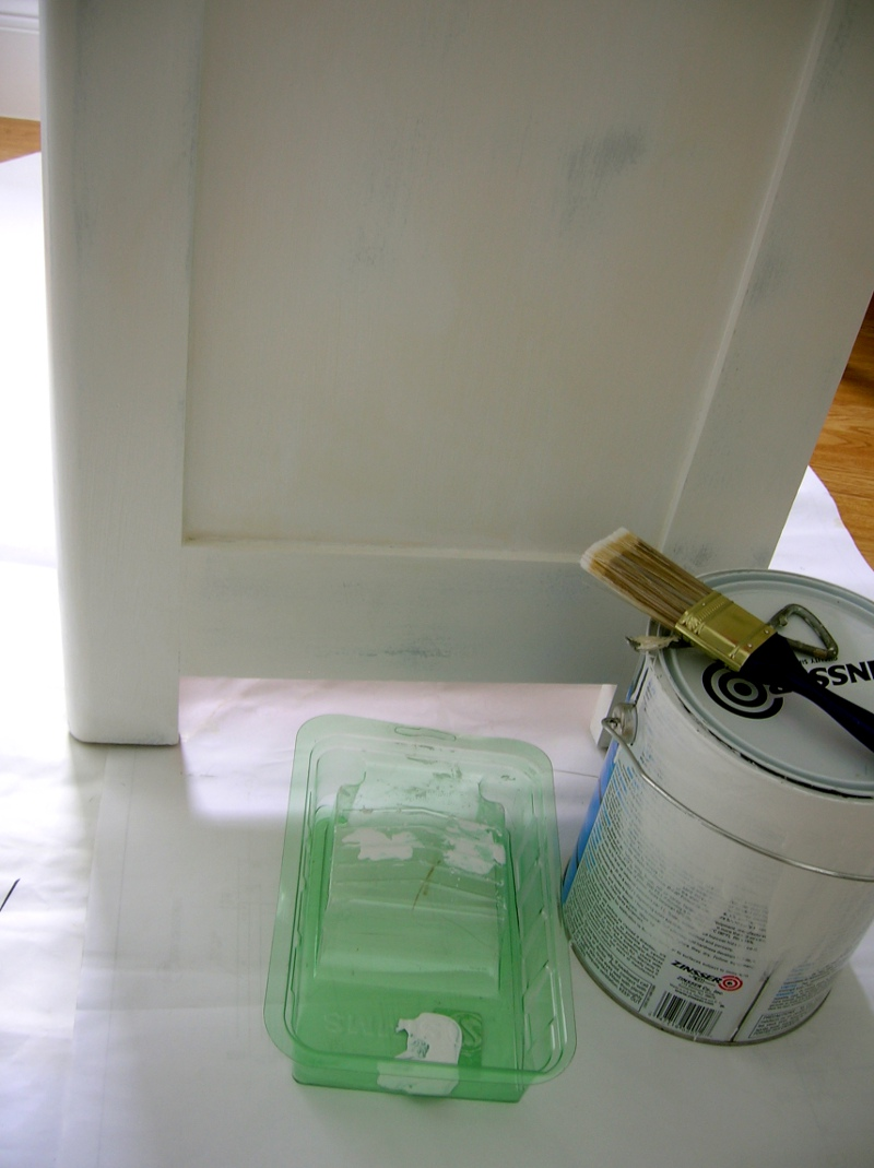 Can You Use Satin Interior Paint On Craft Wood