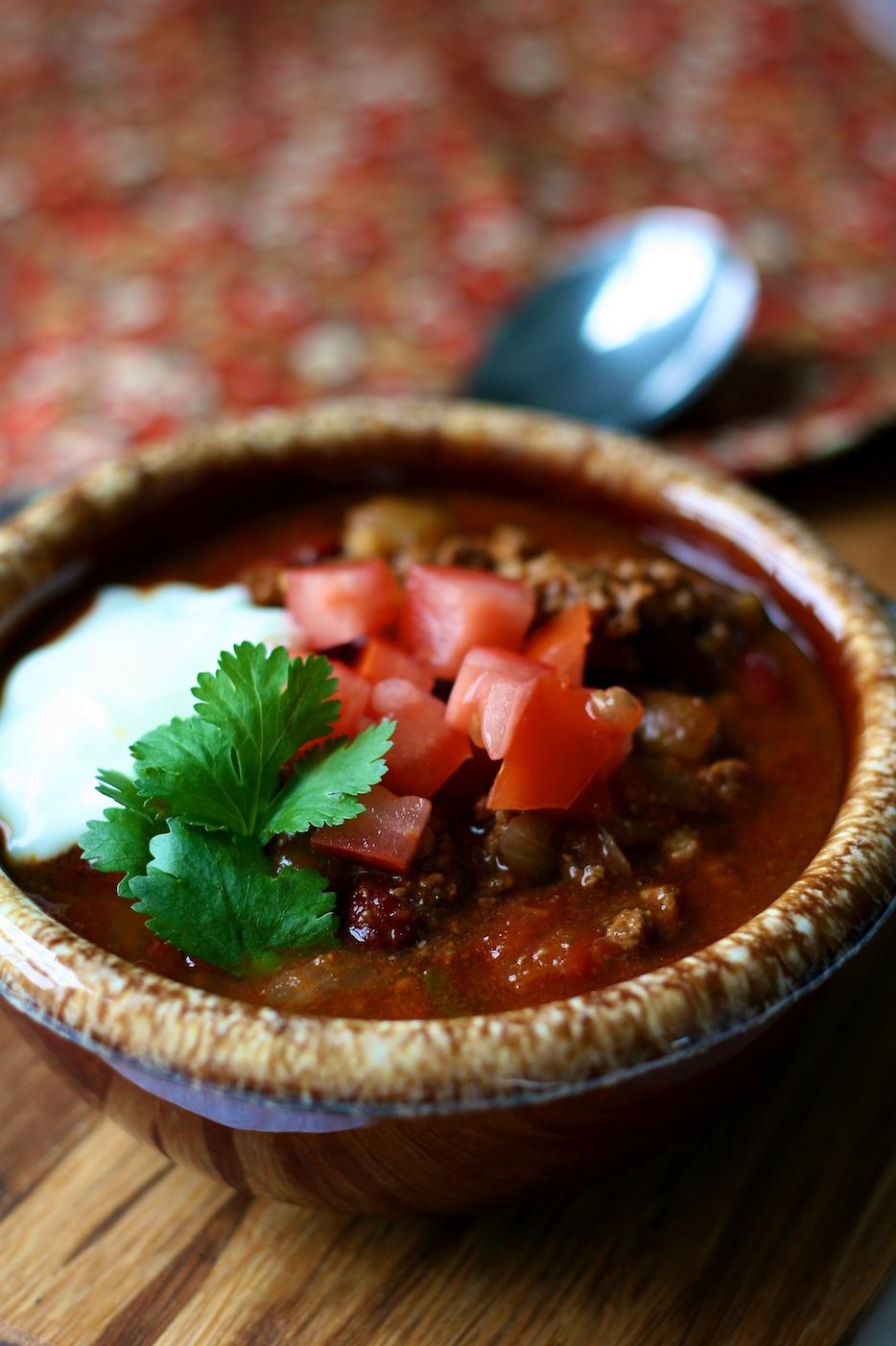 ... cooker sunday – jimmy fallon's crock pot chili | movita beaucoup