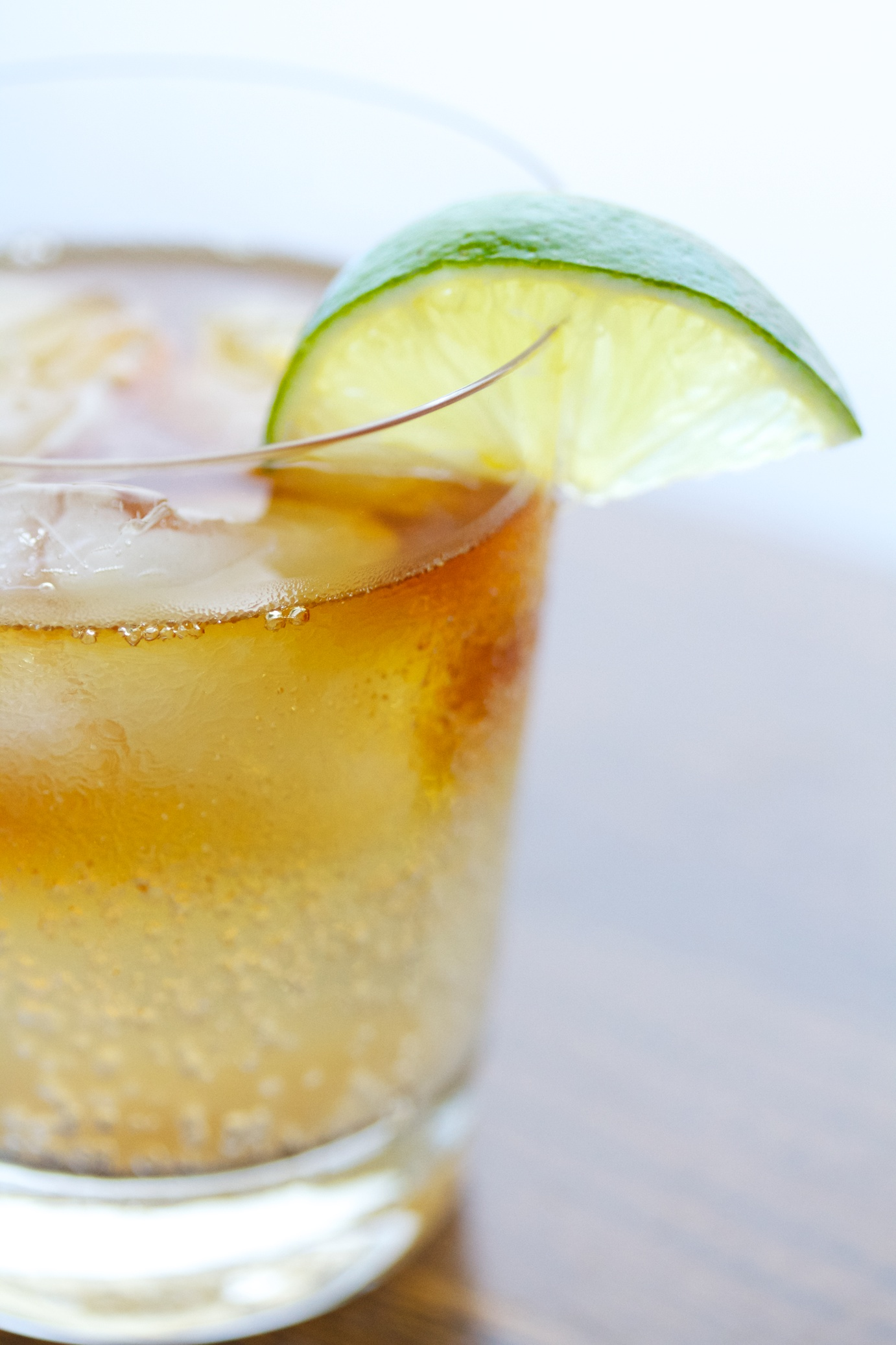 dark and stormy {cocktail} | movita beaucoup