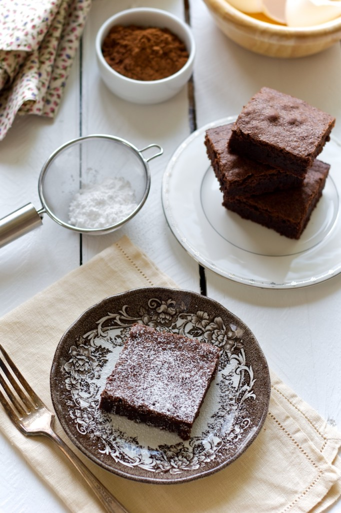 fudge brownies | movita beaucoup
