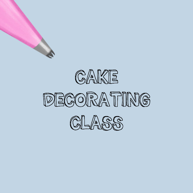 cake decorating class // movita beaucoup