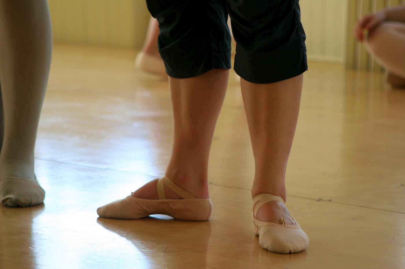 diana's feet