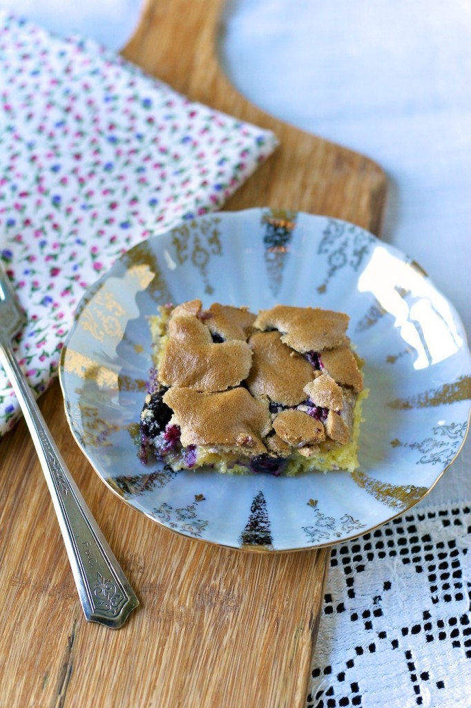 blueberry squares // movita beaucoup