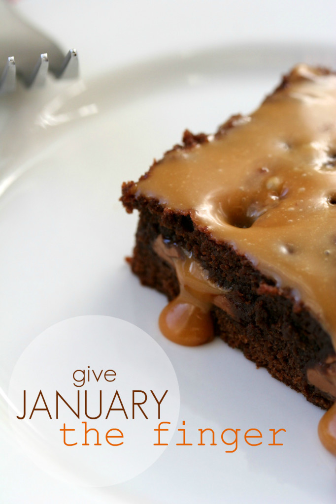 caramilk brownies | movita beaucoup