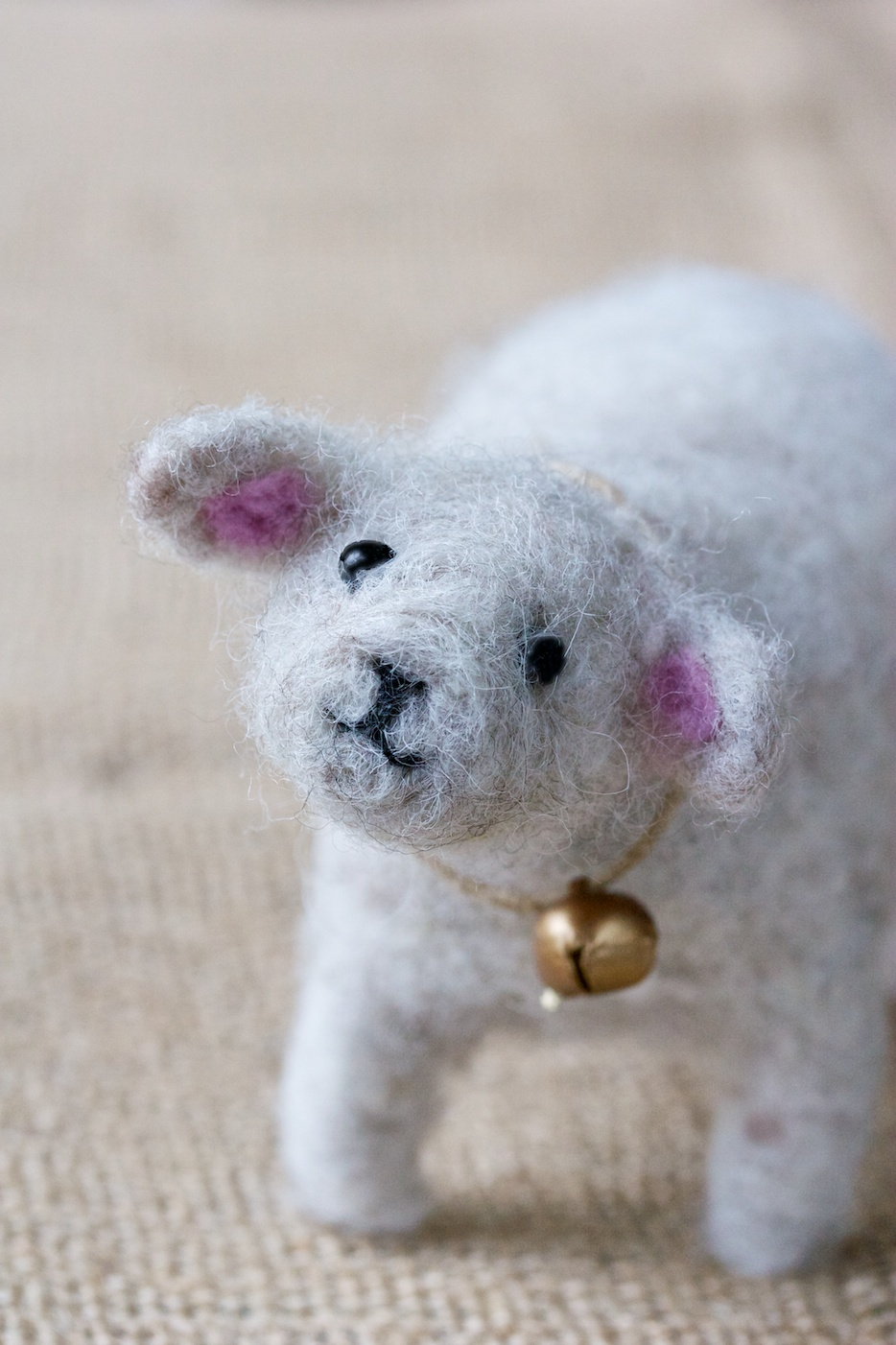 a sheep for shannon | movita beaucoup