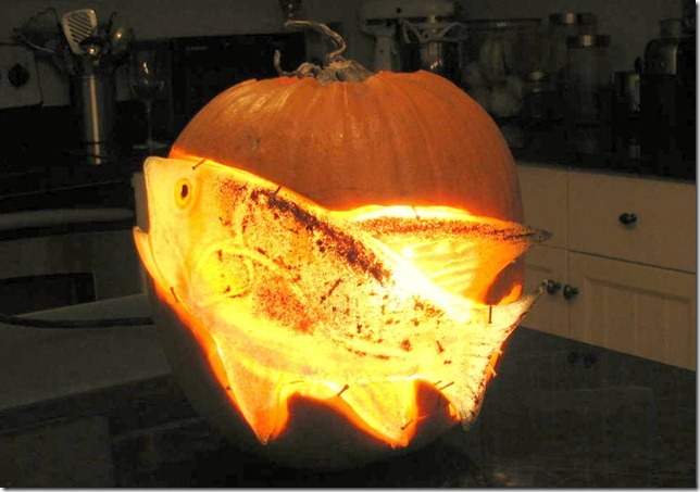 bill beaucoup's pumpkin | movita beaucoup