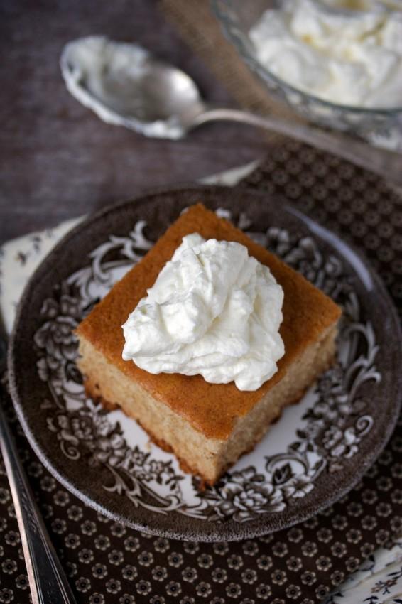 honey gingerbread | movita beaucoup