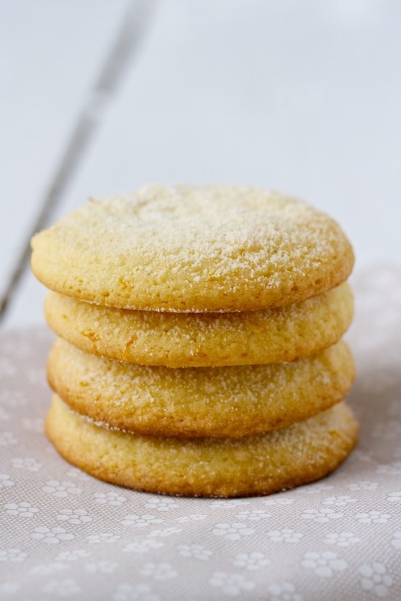orange sugar cookies | movita beaucoup