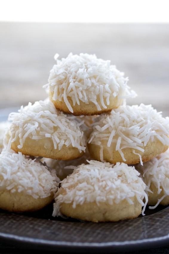 snowball cookies | movita beaucoup