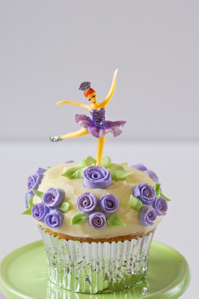 the ballerina bakeshop: flower fairy | movita beaucoup