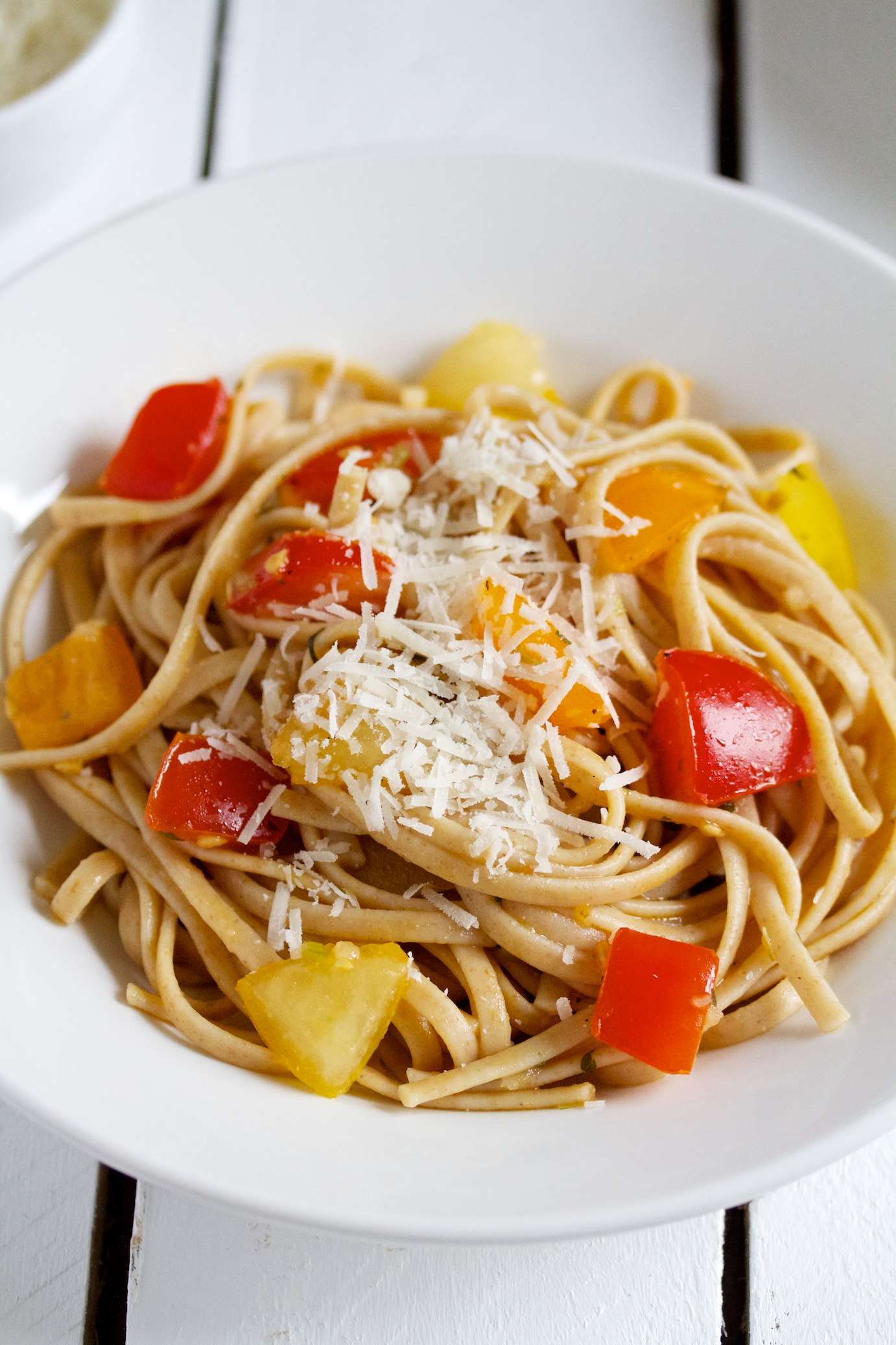 easy summer pasta | movita beaucoup