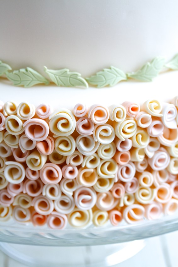cinderella cake | movitabeaucoup.com