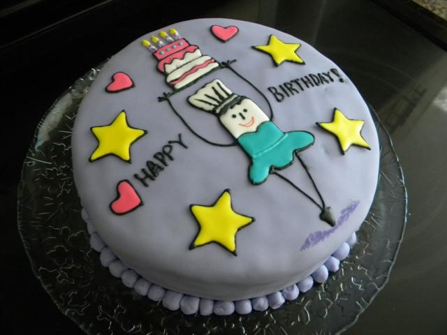 Laura's Cake 2