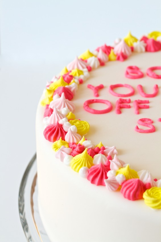 sorry you fell off the stage cake | movita beaucoup