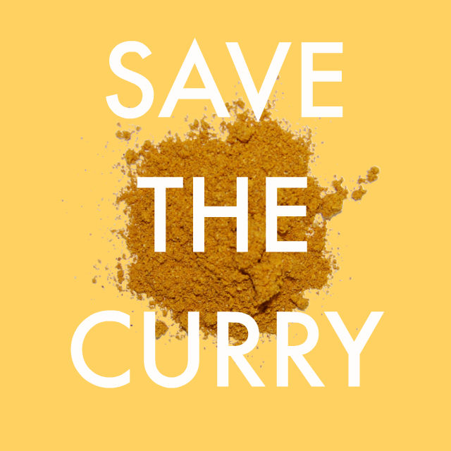 save the curry // movita beaucoup
