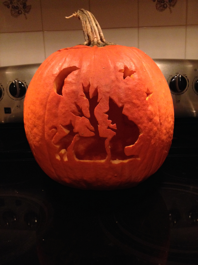 laura's pumpkin | movitabeaucoup.com