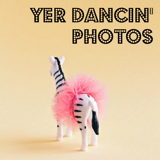 yer dancin' photos // movita beaucoup