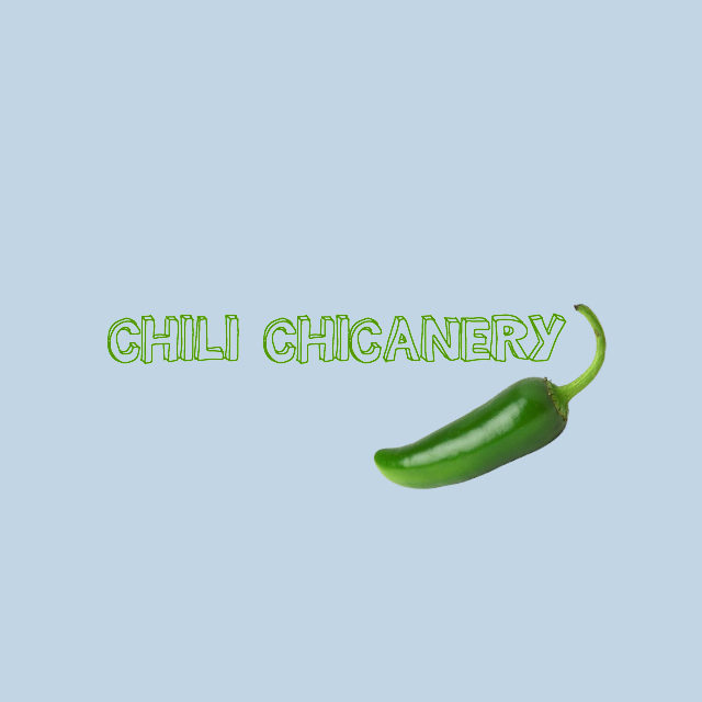 chili chicanery // movita beaucoup