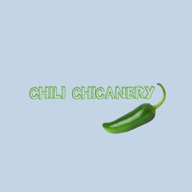 chili chicanery // movita beaucoup
