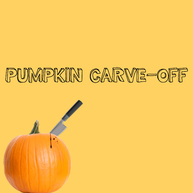 pumpkin carve-off 2016 // movita beaucoup