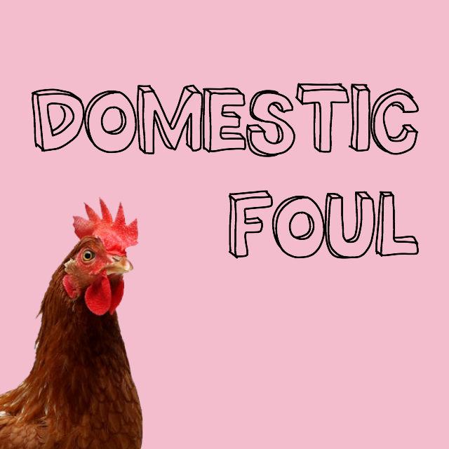 domestic foul // movita beaucoup