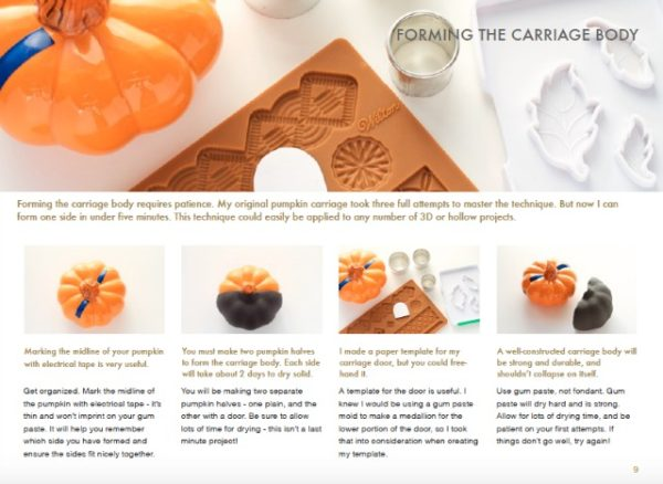 pumpkin carriage ebook // movita beaucoup