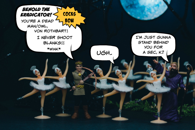 ballet explained: swan lake // movita beaucoup