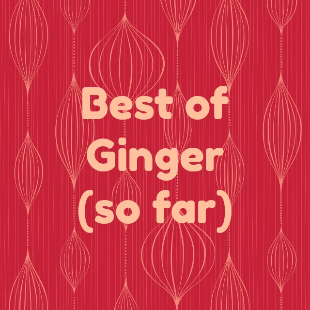 best of ginger // movita beaucoup