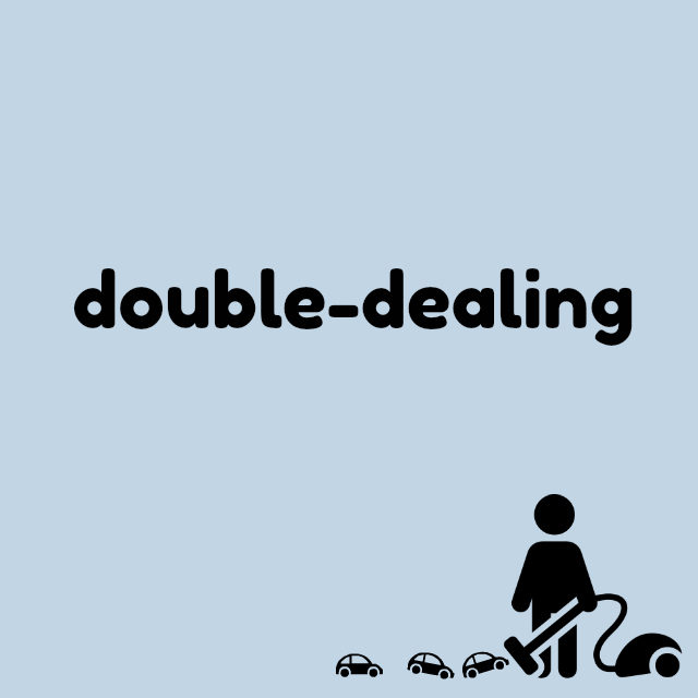 double-dealing // movita beaucoup