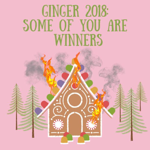 ginger 2018 winners // movita beaucoup