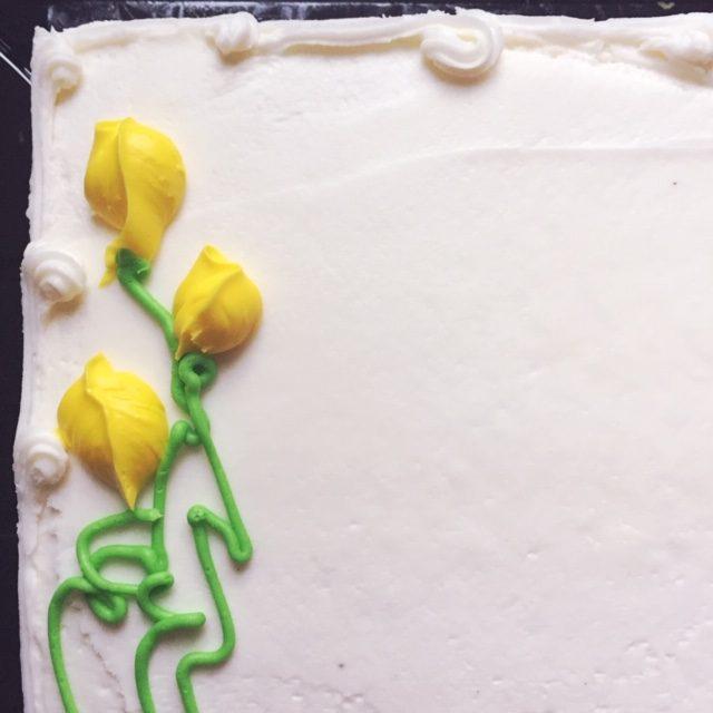 birthday cake // movita beaucoup