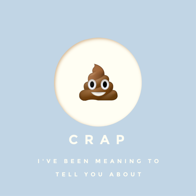 crap i've been meaning to tell you about // movita beaucoup