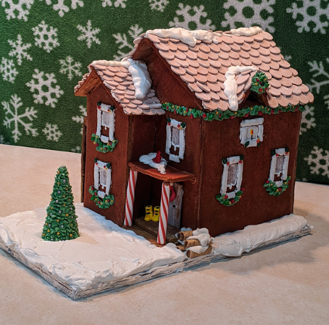 ginger 2019 // movita beaucoup // annual online gingerbread competition