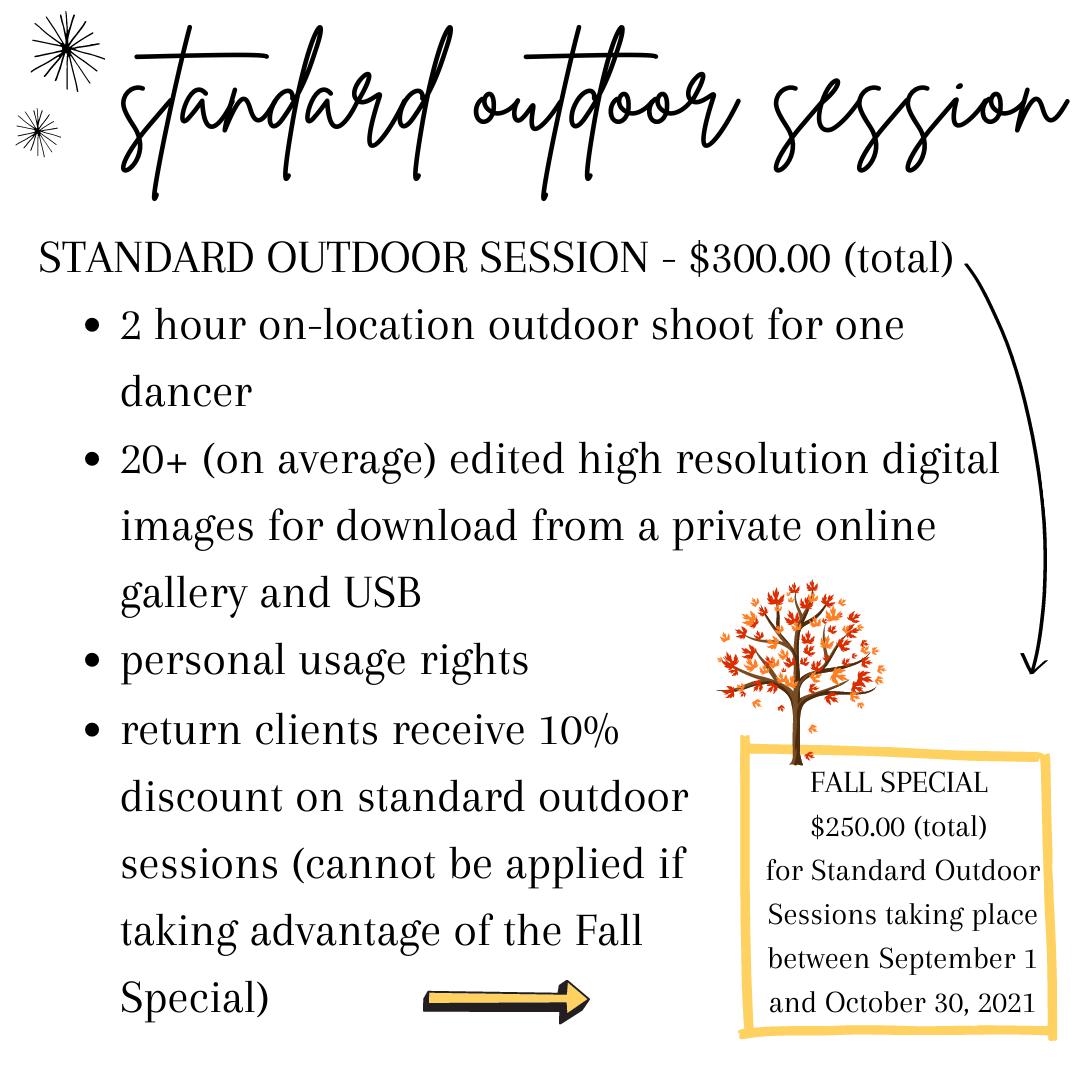 standard fall special